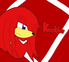 GreenHillZERO:Knuckles Echidna by Lordius-Biscuit