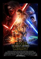 New Star Wars Episode VII the Force Awakens poster by Artlover67