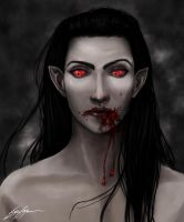 ~ Vampires will never hurt You ~ by HalloweenHolidayDoor