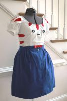 Peppermint Butler Dress by AliceinIvory
