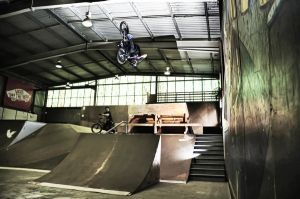 Andy Buckworth Frontflip by MrVendetta666
