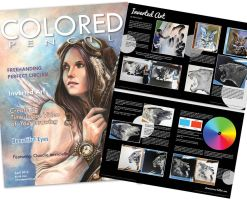 Colored Pencil Magazine by AtomiccircuS