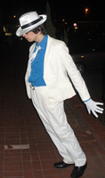 Smooth Criminal Cosplay Pt47 by conkeronine