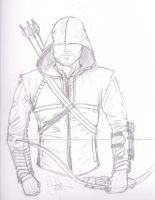 Green Arrow by CJRogue
