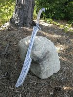 Nordic Sword (Finished shoot) by NerdCarny