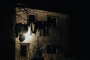 Neighbours Dirty Laundry by paper-train
