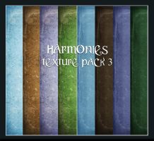 Harmonies Texture Pack3 by Inadesign-Stock