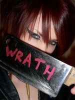 Wrath _the deady sin_ by SkinnyJeanPunk