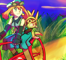 From Hoenn to Kalos by MamaRocket