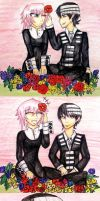 KidCrona - Flowers for You by CrazyAnime3