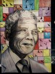 Mandela by Micta