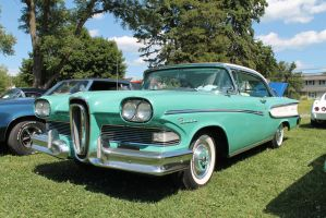 Marques At Macungie #22: Edsel (Front) by SwiftysGarage