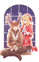 Merry Christmas and Happy New Year! by garvella