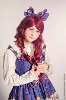 Lolita Fashion - Baby the Stars Shine Bright by mariesturges