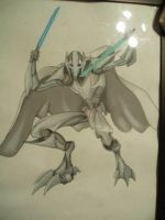 General Grievous by Master-D32