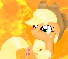 Applejack by TwilightMike