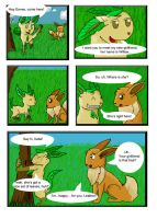 EP 4- Leafeon's New GF by WolfNightV4X1