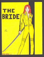 The Bride by fanchielover15
