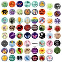 Buttons Designs by phoenix-feather