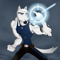 Ready To Fight (COLORED) by GnarledContradiction