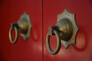The Doors: Red by SniperOfSiberia