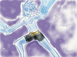 Iceman by KnoppGraphics