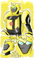 So much yellow my eyes hurt by Lem0nGin