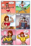 Mother Knows Best Comic Commission - Part 2! ALTv by MagnusMagneto