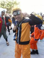 Naruto Shippuden Cosplay by IronCobraAM