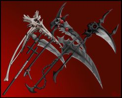 Scythes by KupoGames