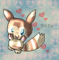 Furret loves you all by Chaomaster1