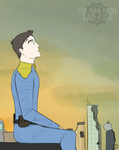 The Man From Vault 126 by pushpenpro