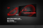 High Octane Business Cards by zimbauka
