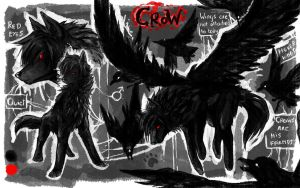 Crow Remake by ByoWT1125