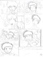 Ultimate Number Zero Pg 10 by sasumiofjapan