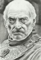 Tywin Lannister by pudasbeast