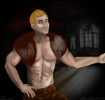 Cullen Rutherford by Seraphim-Azriel