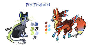 Designs for pitabred by griffsnuff