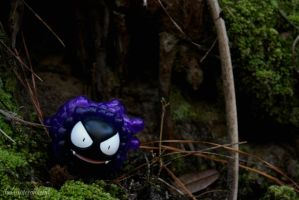 Gastly by thelastpterodactyl
