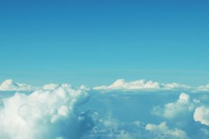 Above The Clouds .. by ST-ST