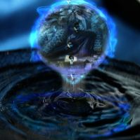 Water Drop Wizard by loclif