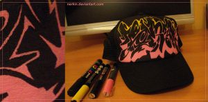 Trucker Pink by Nerkin