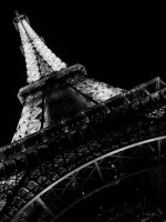 Eiffel Tower by xmagdax