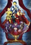 The heroes of Fate Zero by Fivian