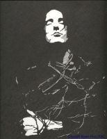 Trent Reznor by auschwito