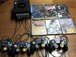 Reencuentro con mi GameCube by kaiser-Guille