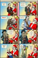 Pirate Christmas Special 2 by Swashbookler