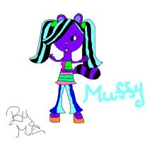 Muffy by Kitty-Kat-Fairy
