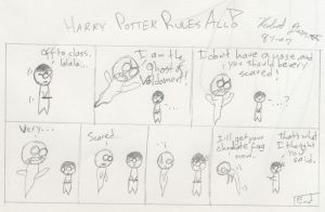 Harry Potter Rules All by xboxdude7281