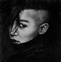 G-Dragon by RubberDuckyTai